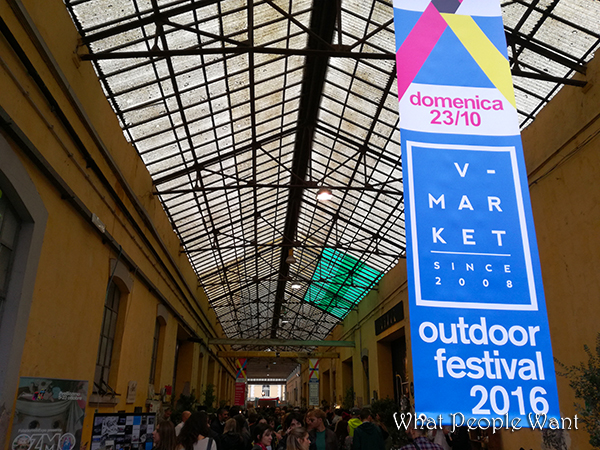 Outdoor Festival Roma