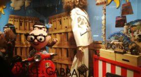 Dolce&Gabbana e Rinascente, per un Natale molto glam!