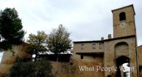 Montegridolfo e la Linea Gotica